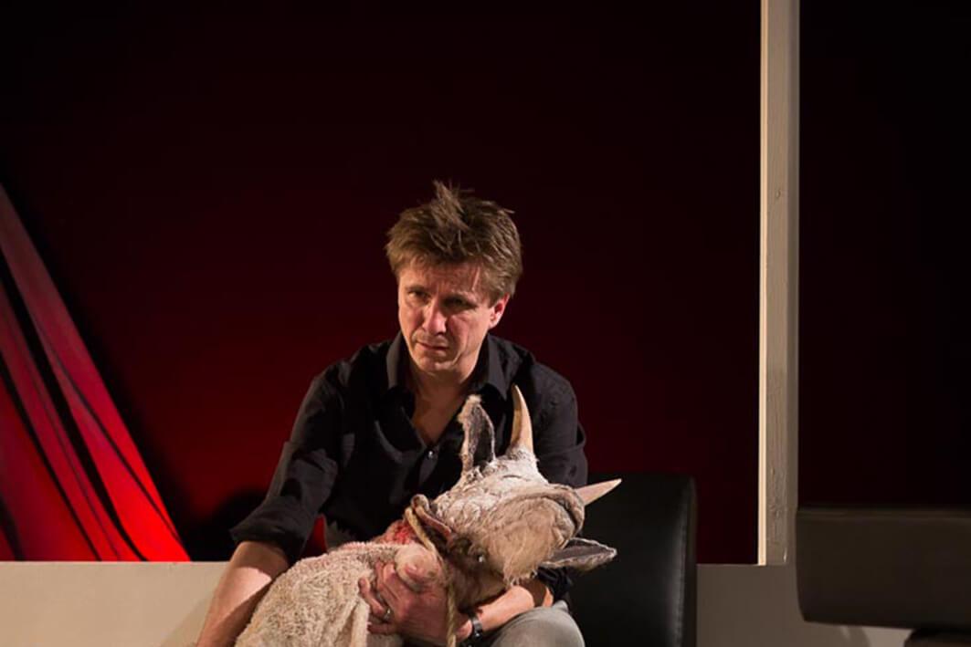 Die Ziege oder Wer ist Sylvia von Edward Albee Theater und so fort Muenchen