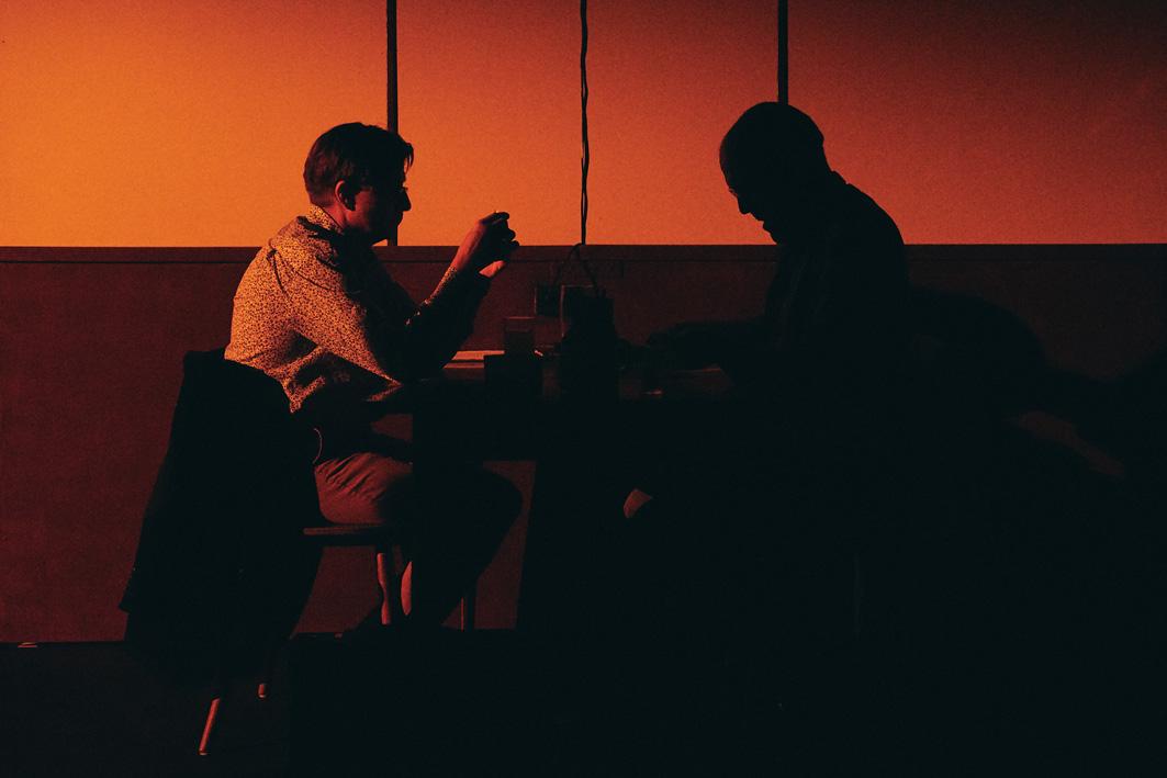 Indien von Josef Hader und Alfred Dorfer Theater … und so fort München