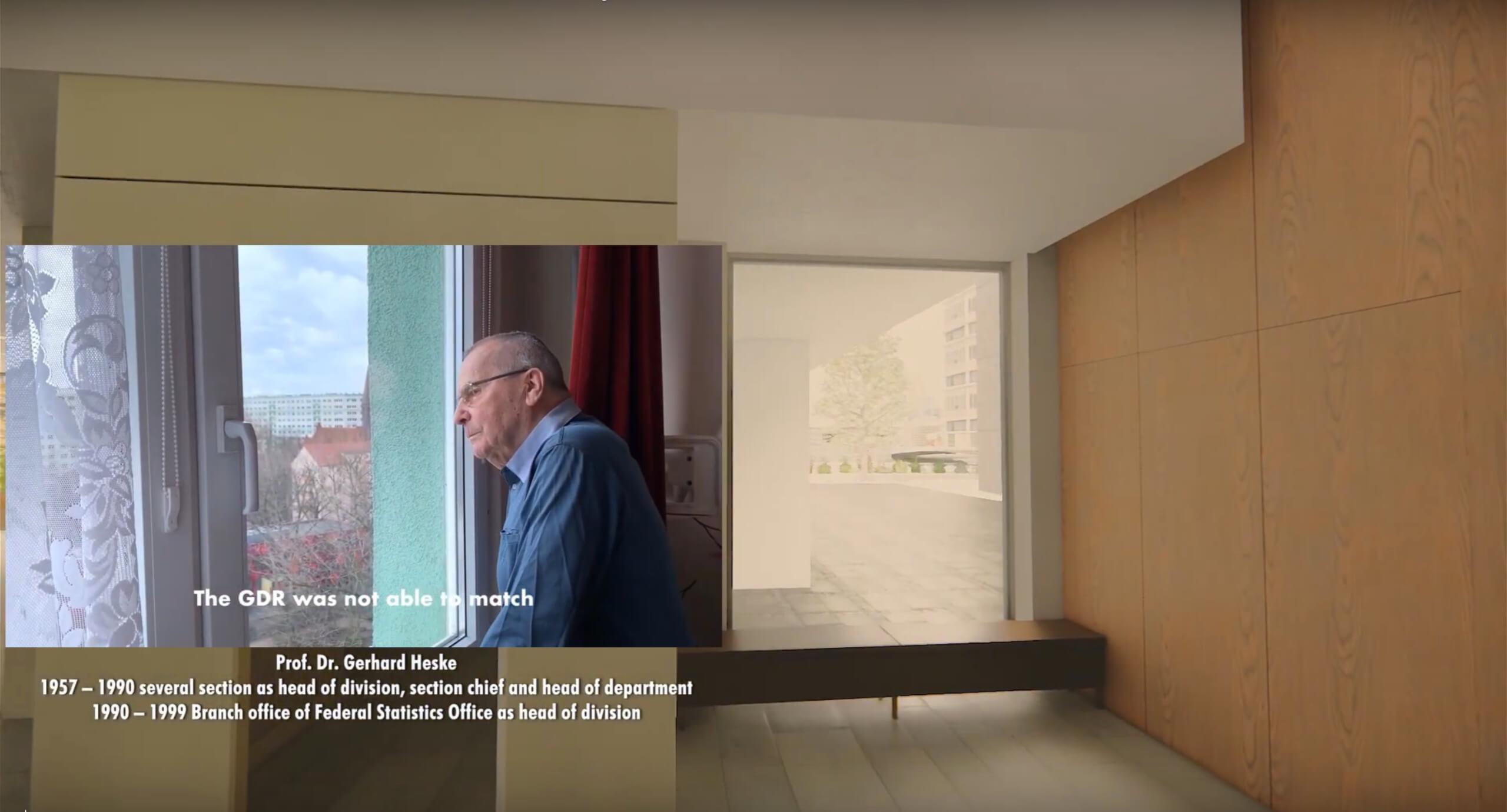 HdS-Ausstellung_Statistiker sind die letzten Romantiker_April 2021_Foyer_Screenshot 1