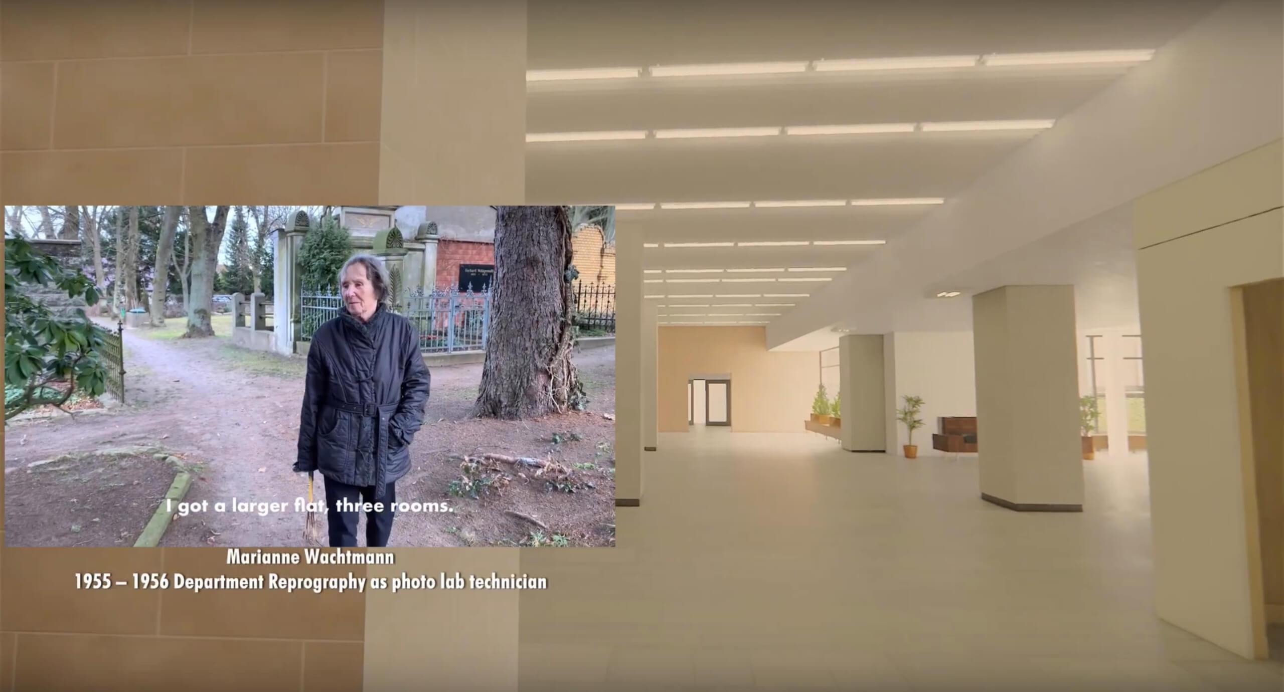HdS-Ausstellung_Statistiker sind die letzten Romantiker_April 2021_Foyer_Screenshot 2