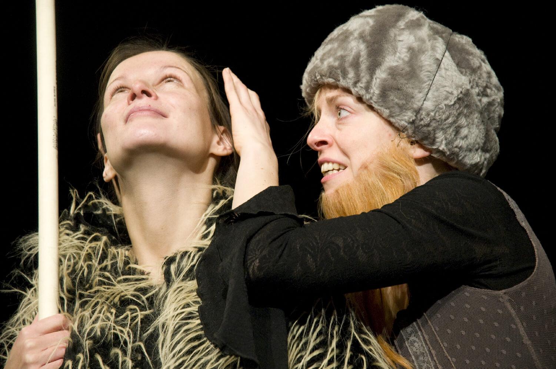 Die Bakchenprobe Euripides 4. Internationales Festival für Theaterregie naTo Leipzig