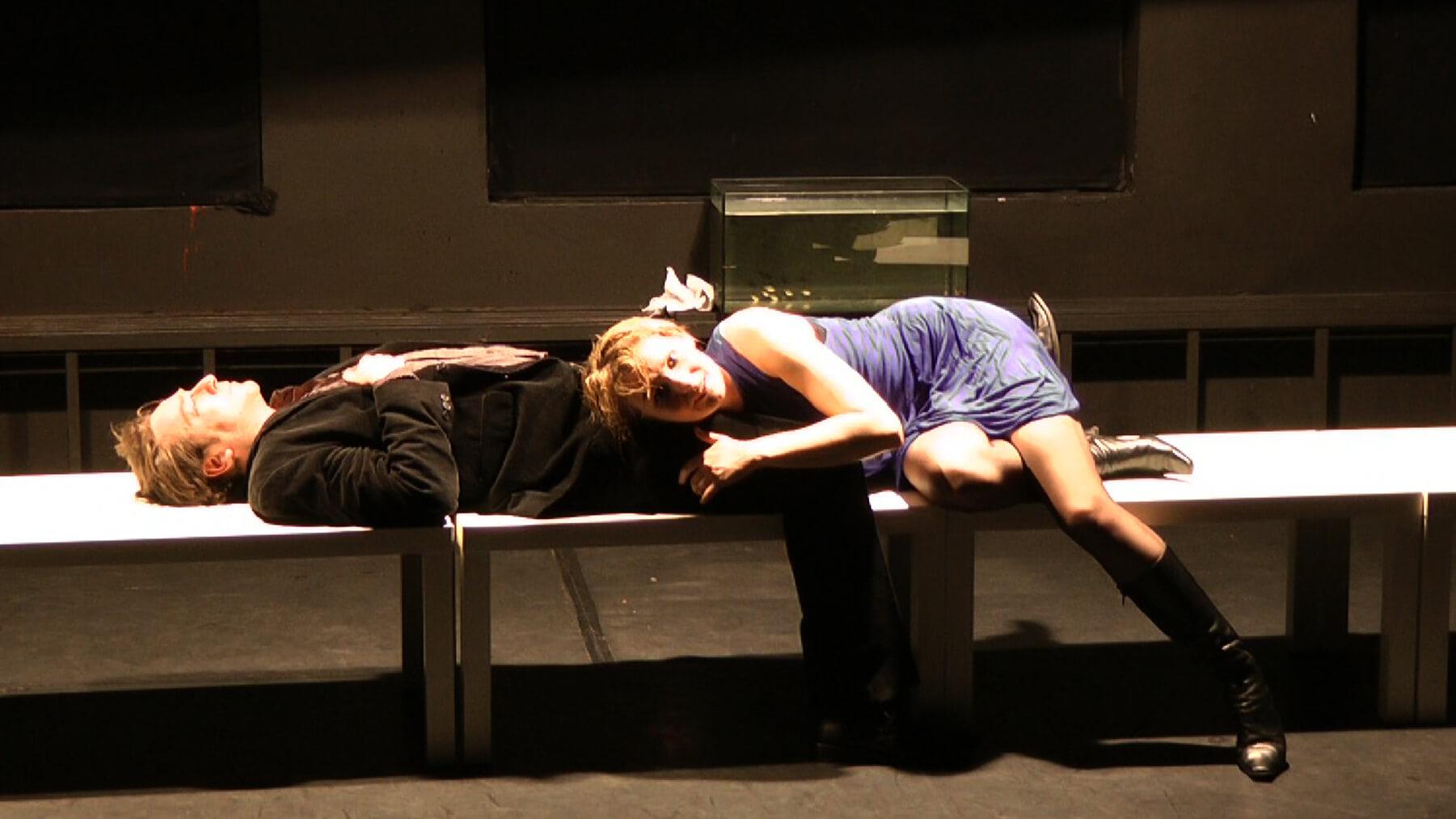 La Musica Zwei Marguerite Duras Theater Berlin