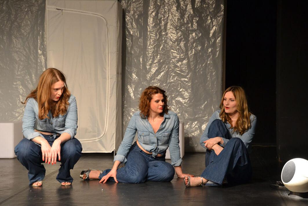 Drei Engel für Bert Theater unterm Dach Berlin