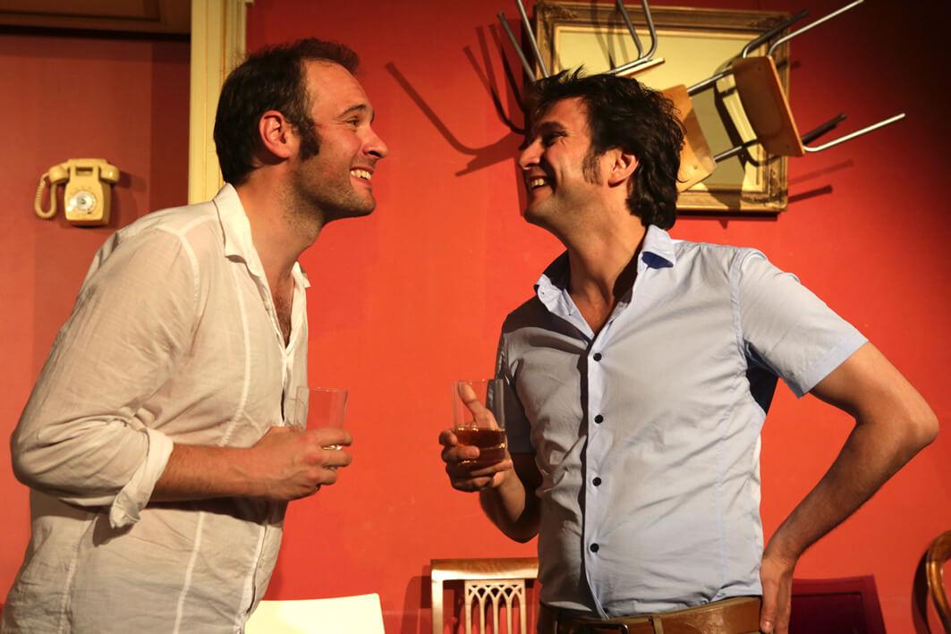 Illusionen einer Ehe Eric Assous Theater Konstanz
