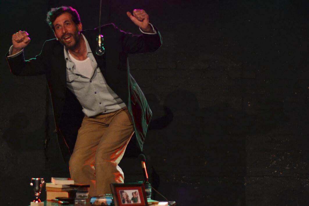 Männer und Fiktion Theater Berlin