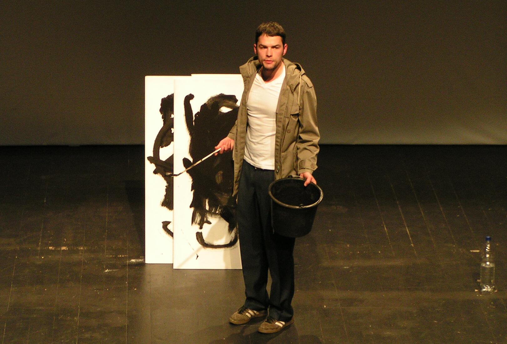 Projekt Ich Marc Becker Theater Berlin