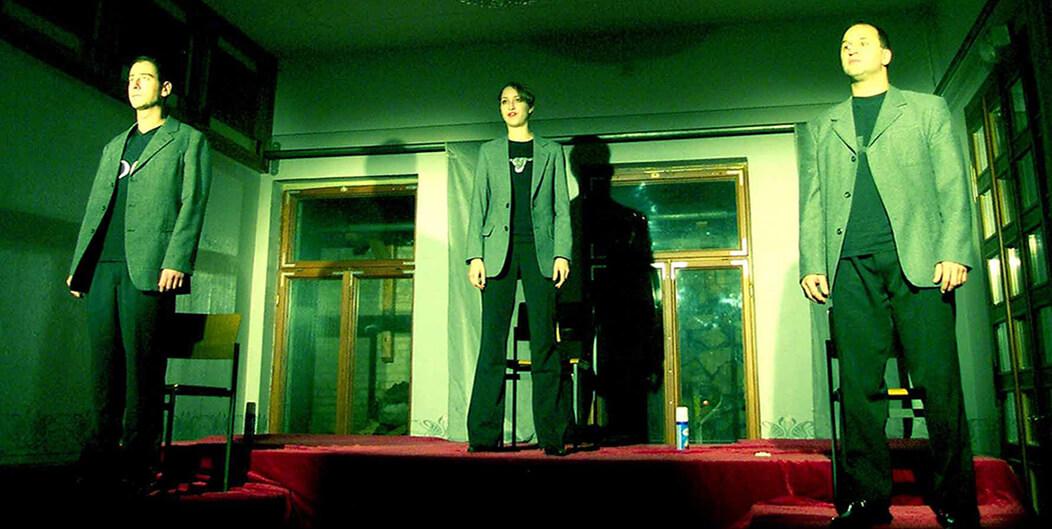 Die Stunde Des Kunde Felicia Zeller Hans Otto Theater Potsdam
